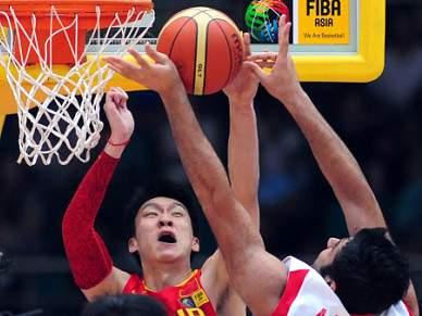 Liga chinesa antecipa-se à FIBA e adapta novas regras