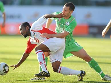 Argélia e Tunísia adiam jogo particular