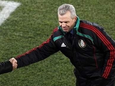 Javier Aguirre é o novo técnico do Saragoça