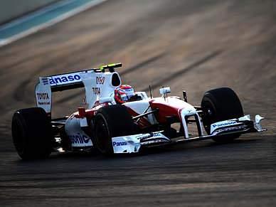 Toyota deixa Fórmula 1