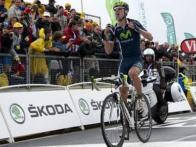 Rui Costa, vitória no Tour cinco meses depois do final do castigo