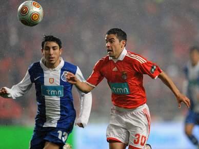 Benfica multado em 2 550 euros e e FC Porto em 1 950