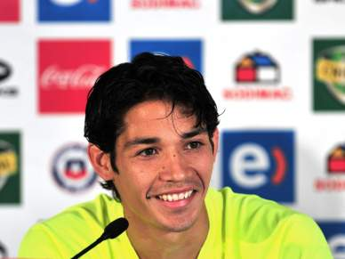 Matias Fernandez pode recuperar para Uruguai