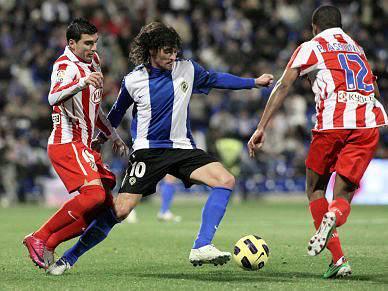Atlético Madrid goleado em Alicante e mais longe da