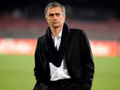 Mourinho terceiro melhor da década
