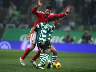 Sporting-Benfica adiado para 21 Fevereiro