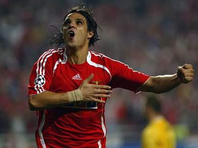 «Despeço-me do Benfica»