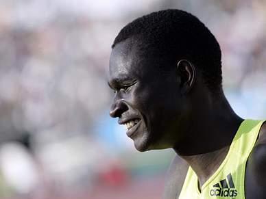 Rudisha volta a bater o seu recorde nos 800m