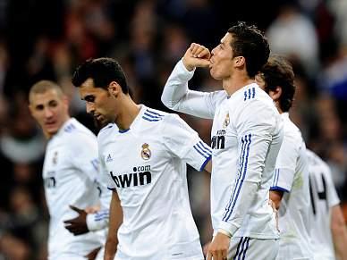 Ronaldo convocado por Mourinho