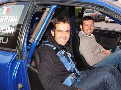 Selecionador Franco Ballerini morre em acidente num rali de automóveis