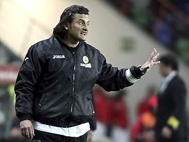 Rui Bento quer voltar a vencer o Benfica