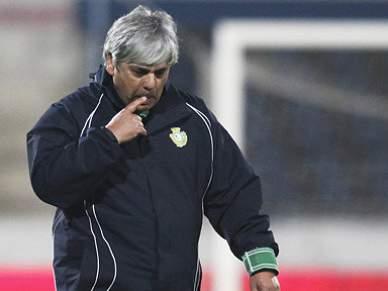 Manuel Fernandes acusado de tentar desestabilizar a equipa e Carlão