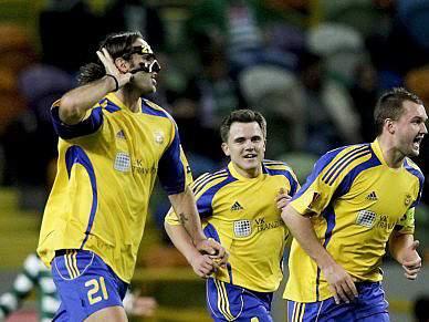 Ventspils vence, depois de empate em Alvalade