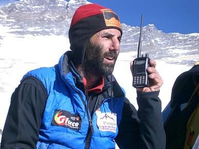 João Garcia chega segunda-feira ao campo base do monte neplaês Annapurna