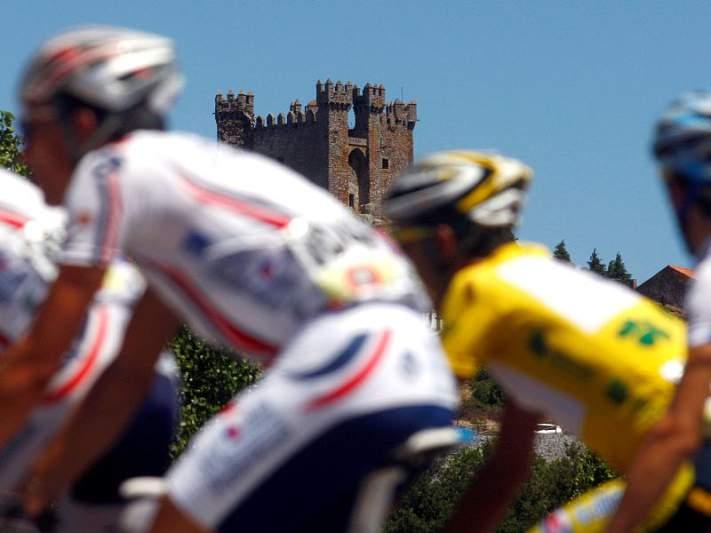 Subida a Santa Luzia para coroar o vencedor da 2.ª etapa