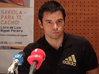 """""""Sinto-me muito feliz no Benfica"""""""