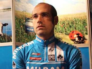 Igor Astarloa suspenso por dois anos