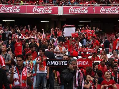 Benfica requereu bilhetes pela