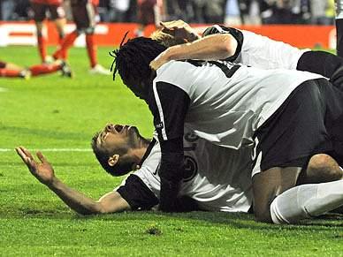 Uma final com Atlético de Madrid e Fulham
