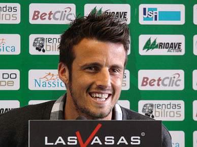 André Vilas Boas é o primeiro reforço do Marítimo