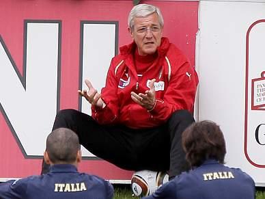 Itália anunciará novo seleccionador antes do Mundial
