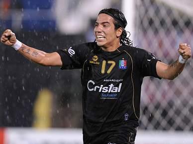 Dayro Moreno é leão por quatro anos