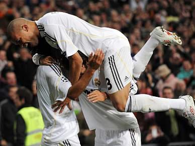 Pepe volta aos convocados do Real Madrid