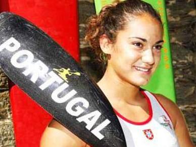 Joana Vasconcelos (Benfica) na selecção que prepara Taça do Mundo