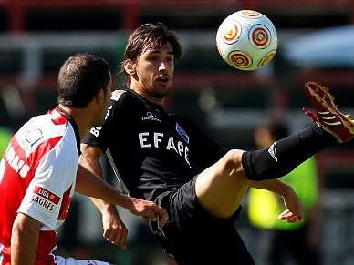 Hugo Morais assinou por duas épocas