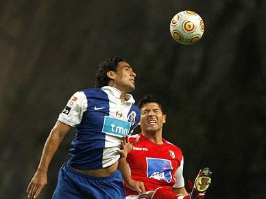 FC Porto sem margem para deslizes