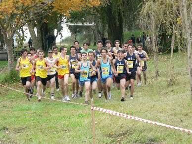 Maratona com tarefa complicada na defesa do título