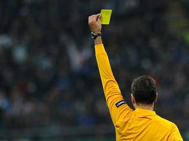 Ministério esclarece árbitros