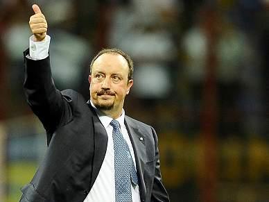 Benitez chama 23 jogadores para o Mundial de Clubes