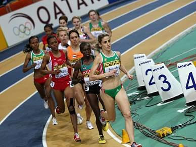 Sara Moreira desiste nos obstáculos