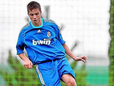 Braga irá contratar Sarabia ao Real Madrid
