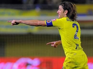 Villarreal perde Gonzalo Rodriguez para o resto da temporada