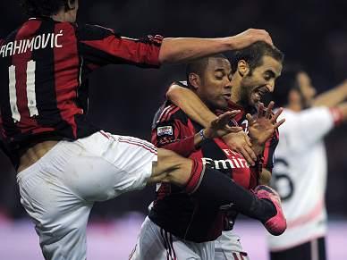 AC Milan ascende à liderança