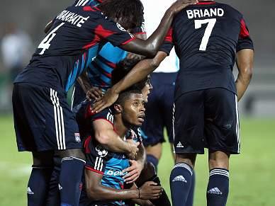 Lyon vence Hapoel em Israel por 3-1