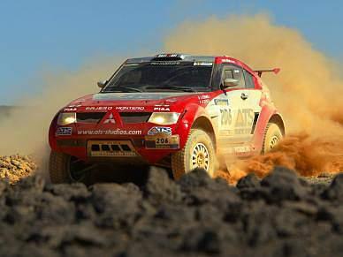 Dakar 2012 na Argentina, Chile e Perú