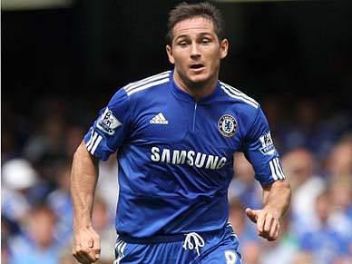 Lampard trata-se com placenta de égua