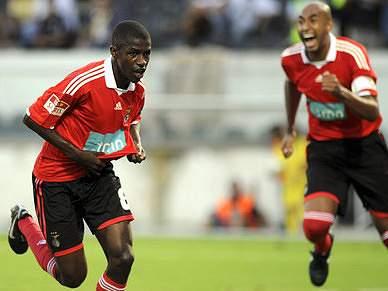 Benfica oficializa negociações por Ramires