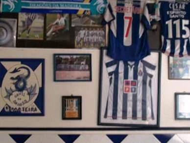 Casa do FC Porto de Coimbra alvo de pedradas