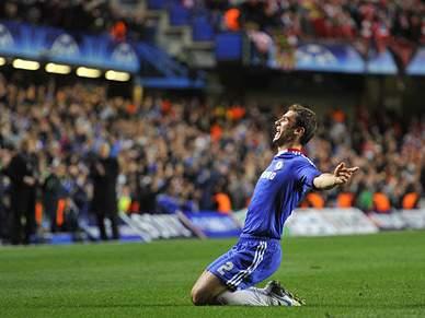 Líder Chelsea vence Spartak Moscovo por 4-1