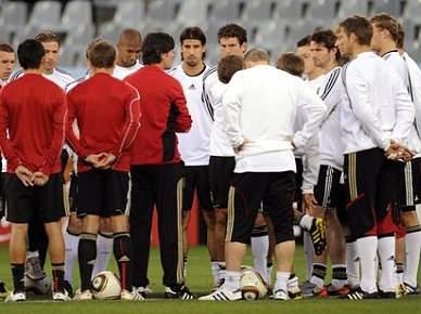 Argentina e Alemanha, o reencontro final