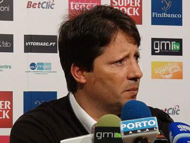 Paulo Sérgio considera Benfica favorito