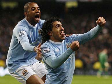 Manchester City sobe ao sexto posto