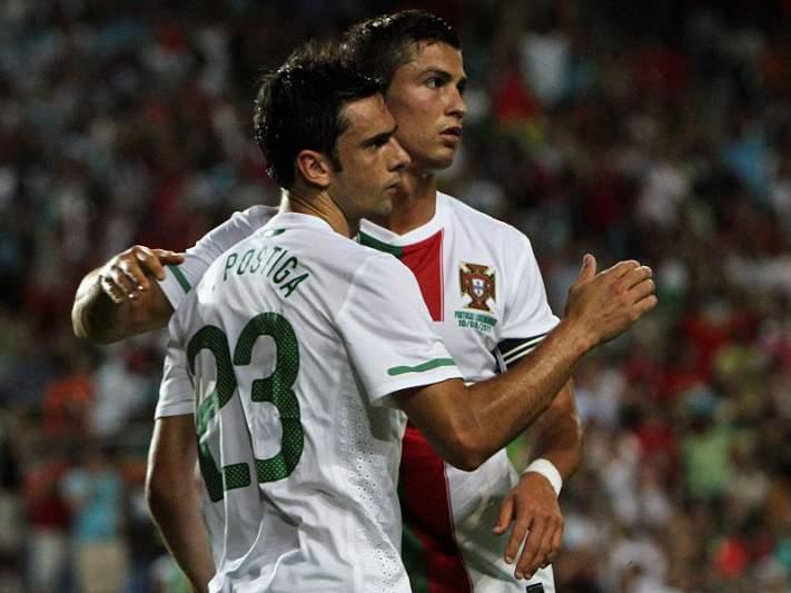 Portugal defronta Equador a pensar na visita a Israel