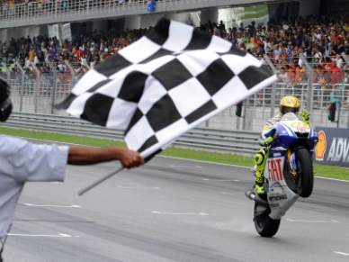 Valentino Rossi campeão