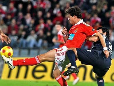 Benfica conquista Troféu Pauleta