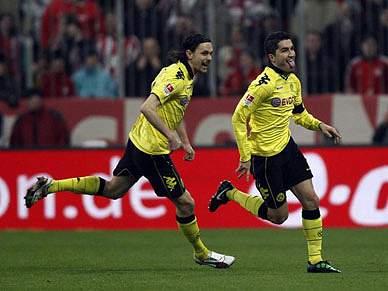 Borussia de Dortmund reforça liderança